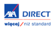 Logo AXA Direct Polonia